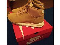 Nike Hoodland Suede (new) -- Size 12 (UK)