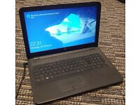 HP 255 15.6in laptop****mint*****4 months old