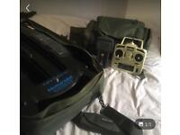 Angling Technics Bait Boat + Fish Finder + Loads of extras