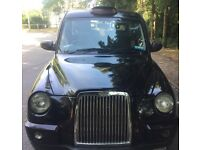 BLACK TX4 08 TFL PLATED YESTERDAY 11 MONTHS FREE METER