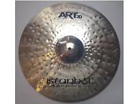 Istanbul 20inch Ride cymbal agop art 2d