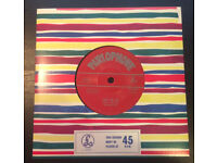THE BEATLES - LOVE ME DO - 50TH ANNIVERSARY WITHDRAWN 7""