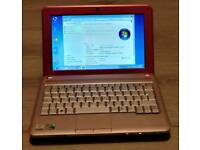 Netbook Sony Vayo Intel Atom N470, 2GB RAM and 250GB HDD, Win 7 with carry case