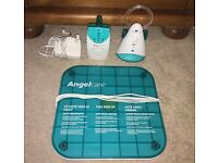 Angelcare simplicity AC601 baby monitor with movement sensor pad