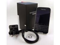 Blackberry Classic Q20 - 16GB - Unlocked, Very Good Condition