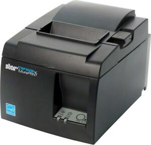 Star Micronics futurePRNT TSP143IIIL (LAN) GY US Thermal Receipt Printer