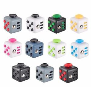 FIDGET CUBE - ON SALE FOR LIMITED TIME - 11 COLORS AVAILABLE