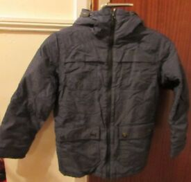 Next Boys Coat, Age 10, Very Good Condition