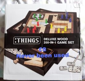 Various games