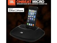 JBL speaker dock for Iphone