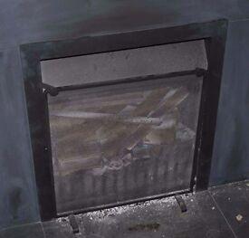 Firebox wood burner by Tortoise