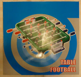 Child's Table-Top Football Game