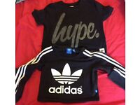 Girls/women clothes size 6-8 and age 13