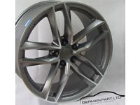 AUDI RS STYLE WHEELS 20INCH S-LINE RS4 RS5 RS6 RS7