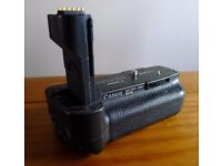 Canon 5D Mk1 battery grip/winder BG-E4