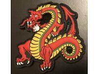 MCAS Miramar Long or Short Sleeve VMM-268 Red Dragons Squadron T-Shirt