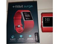 FITBIT SURGE FITNESS TRACKER WATCH