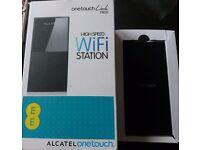 ALCATEL onetouch LinkY800 high speed WiFi STATION unlocked