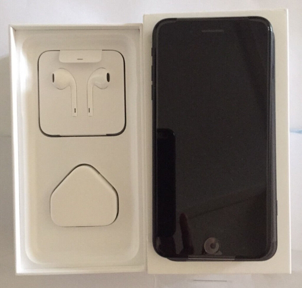 Apple iPhone 7 32GB Black Unlocked Smartphone BRAND NEW IN BOX! ONLY480in Bournemouth, DorsetGumtree - APPLE IPHONE 7 32GB BLACK NETWORK UNLOCKED FOR USE WORLDWIDE! BRAND NEW IN BOX! IPHONE HAS BEEN SENT FRESH FROM APPLE FACTORY WITH MANUFACTURERS WARRANTY. WHATS INCLUDED APPLE IPHONE 7 32GB BLACK SMARTPHONE APPLE IPHONE DATA CABLE & PLUG APPLE IPHONE...
