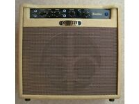 Cornell Rambler 15 Combo Amplifier. Rare 2 channel/4 input model.