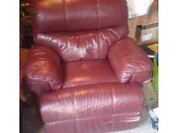 Free - Sofa and recliner