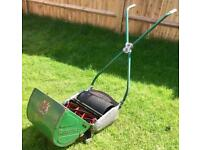 Ransomes Ajax Mk4 Manual cylinder mower