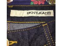 Ladies Designer DKNY Jeans BNWT