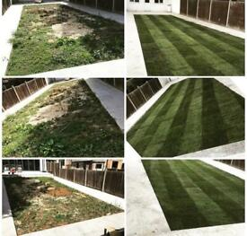 Grass Cutting/Garden Services/Jet Washing/Handy Man services/Gutter Cleaning/Window Cleaning