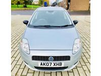 FIAT GRANDE PUNTO 1.2 ACTIVE 8V 5d 65 BHP (grey) 2007