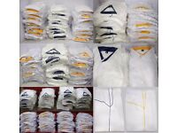 Pack of 15 White Cricket kits limited stock