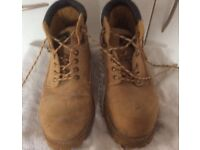 Men's Earthwork Boots size 11