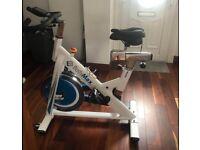 Bodymax b15 spin bike with 20kg flywheel