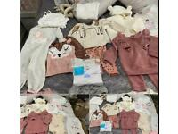 9-12 month baby clothes bundle