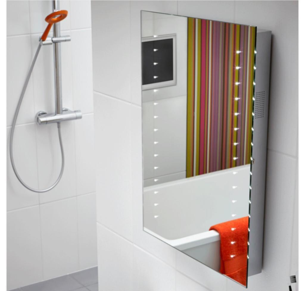 Link Bluetooth Enabled LED Bathroom Mirror | in Kidlington ...