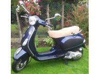 Vespa LX 125cc