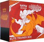 Pokemon Sun & Moon Unbroken Bonds Elite Trainer Box