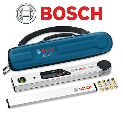 BOSCH GAM 220 MF Professional Digital Angle Measure Spirit Level / Mitre Finder