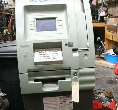 Cross International Tech. Atm Mini Bank 1000 In Good Working Condition