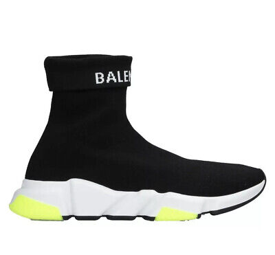 Balenciaga Speed Sneakers Trainer Sock Shoes Size 12