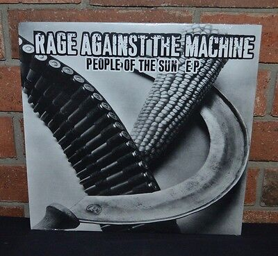 RAGE AGAINST THE MACHINE - People of the Sun LTD 10