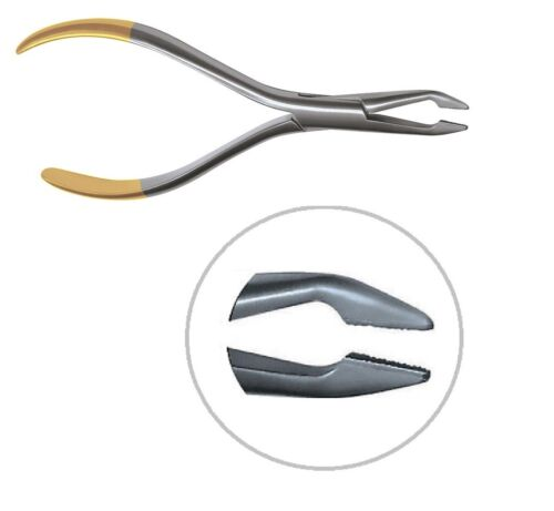 Samion Orthodontic Plier - 873-107-T- Weingart Standard Carbide Inserted