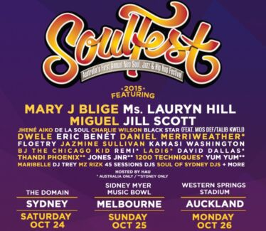 Soul fest tickets(2) bargain  Avalon Pittwater Area Preview