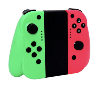 For Nintendo Switch Joy-Con (L/R) Wireless Bluetooth Controllers- Green/Pink