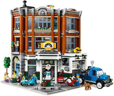 LEGO Creator Expert Corner Garage Set (10264) New & Sealed. Fast Shipping