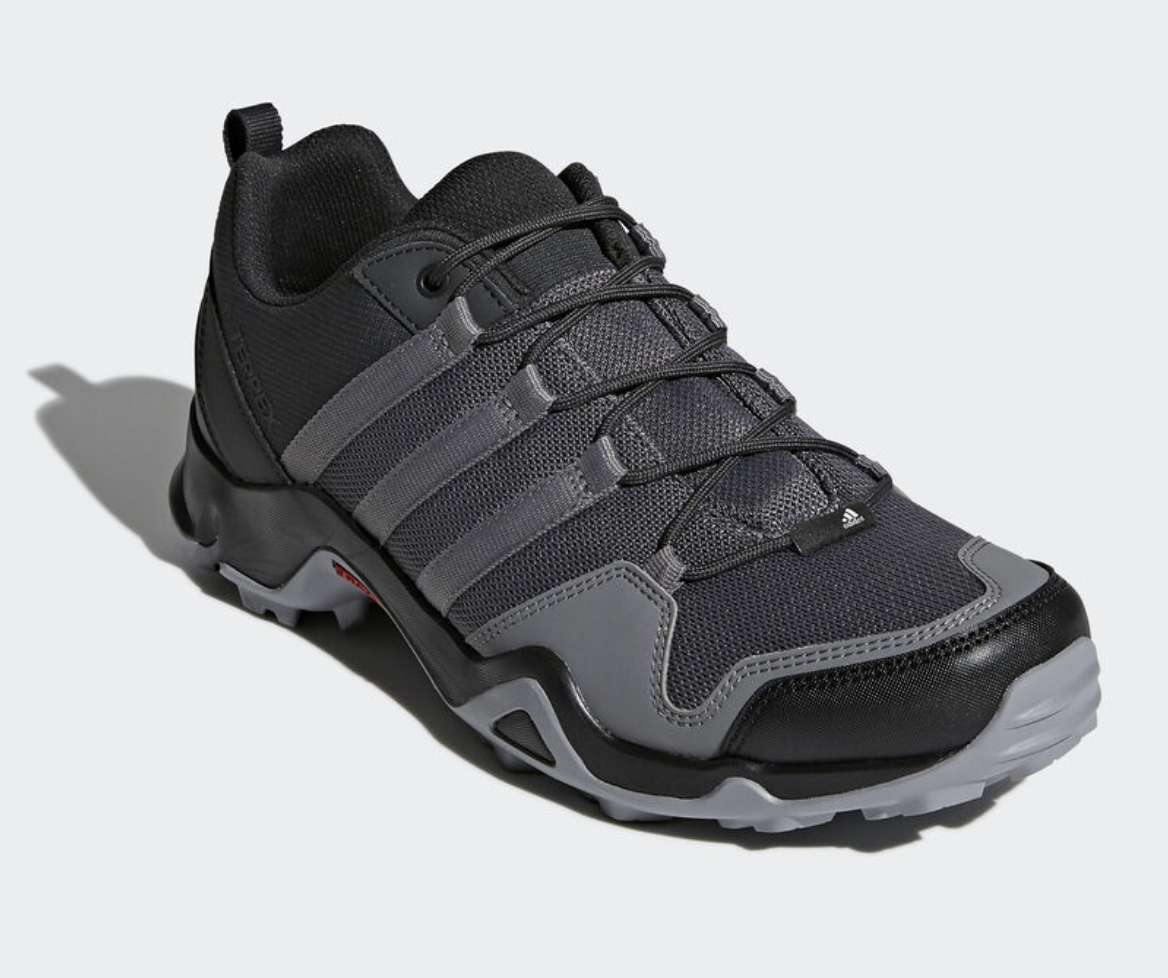 Terrex Outdoor Adidas Mens Shoes AX2R MENS HIKING BOOT CARBO