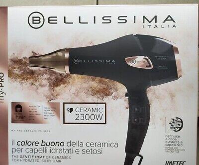 Imetec Bellissima P5 3800 Asciugacapelli Ceramico