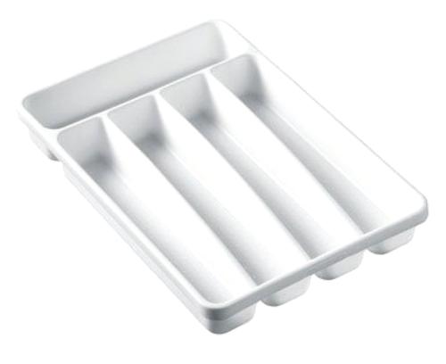 Silverware Utensil Drawer Tray Storage Holder Flatware Kitchen Cutlery Organizer