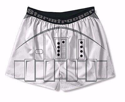 Star Wars Film Stormtrooper Kostüm Boxershorts - Boxer Kostüme