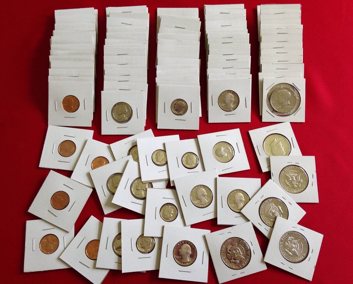 ☆☆ ESTATE SALE US/World Coin Lots! ☆ 25 ITEMS! ☆ GOLD / SILVER / ROMAN / PROOF ☆