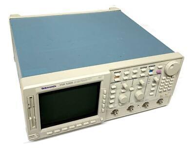 Tektronix Tds520b 2-channel Digitizing Oscilloscope Winstavu Acquisition